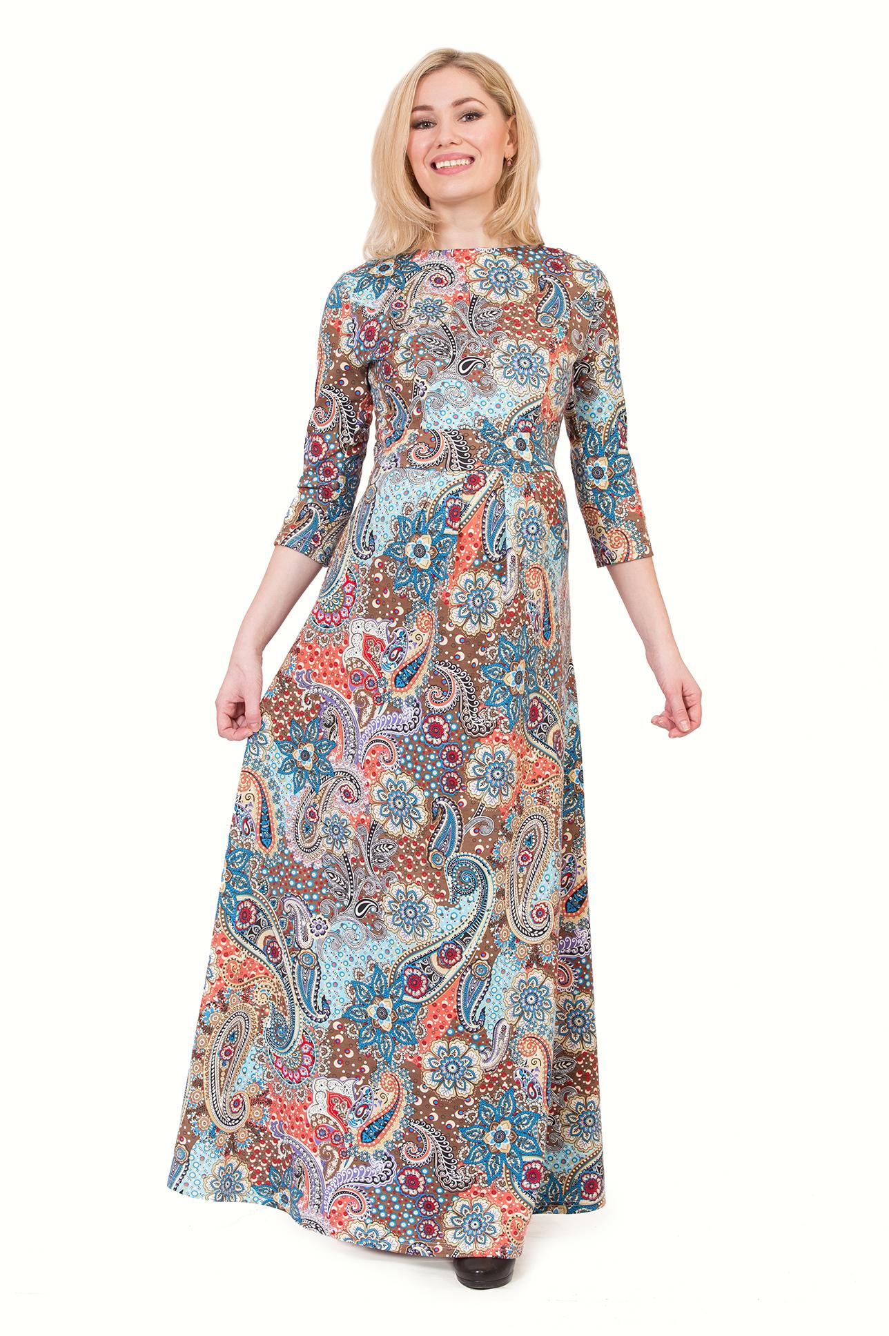 Платье рисунок с огурцами