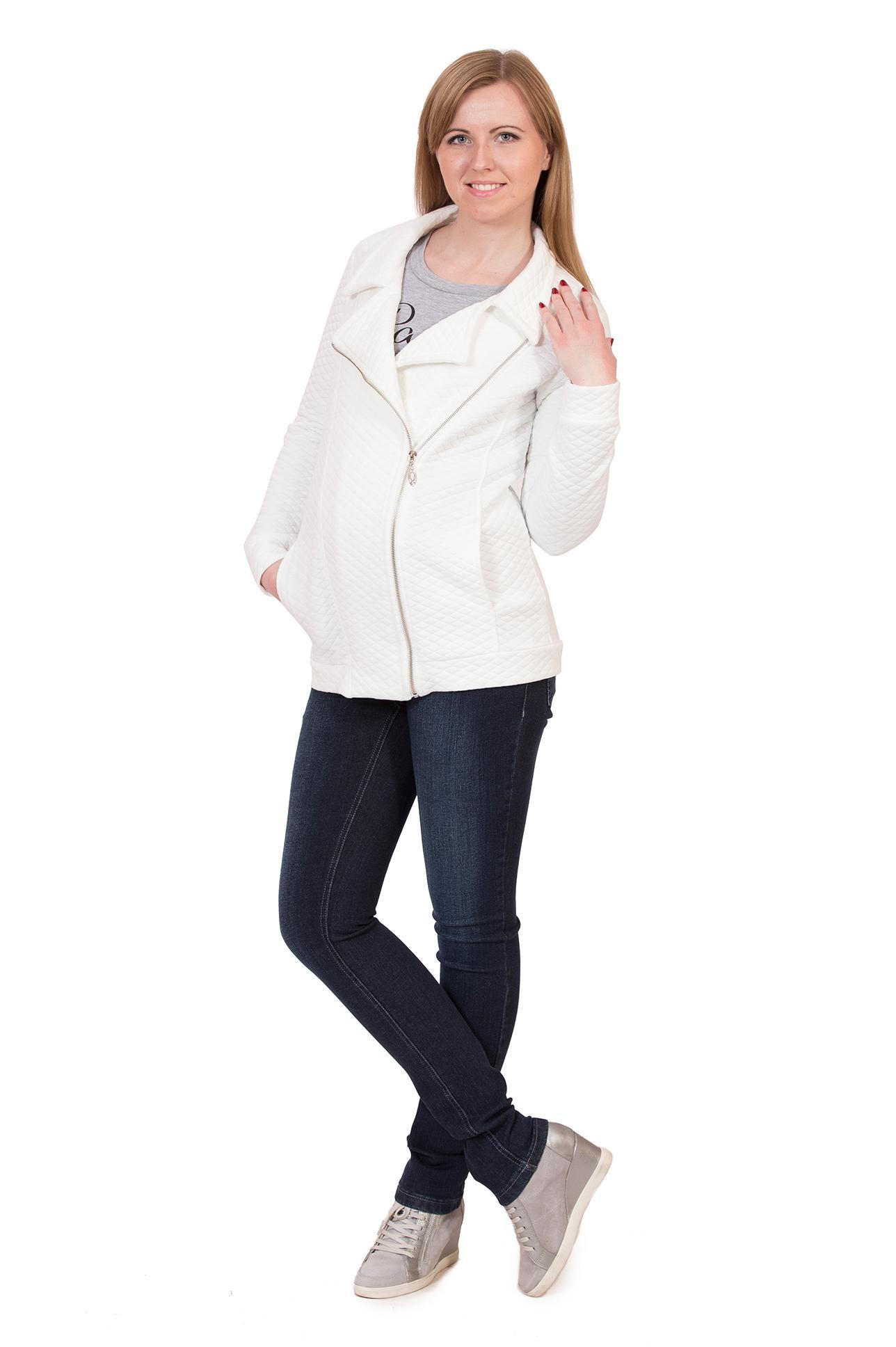 11e1496556dd Жакет для беременных белый по цене 1645.00 руб., купить в интернет ...
