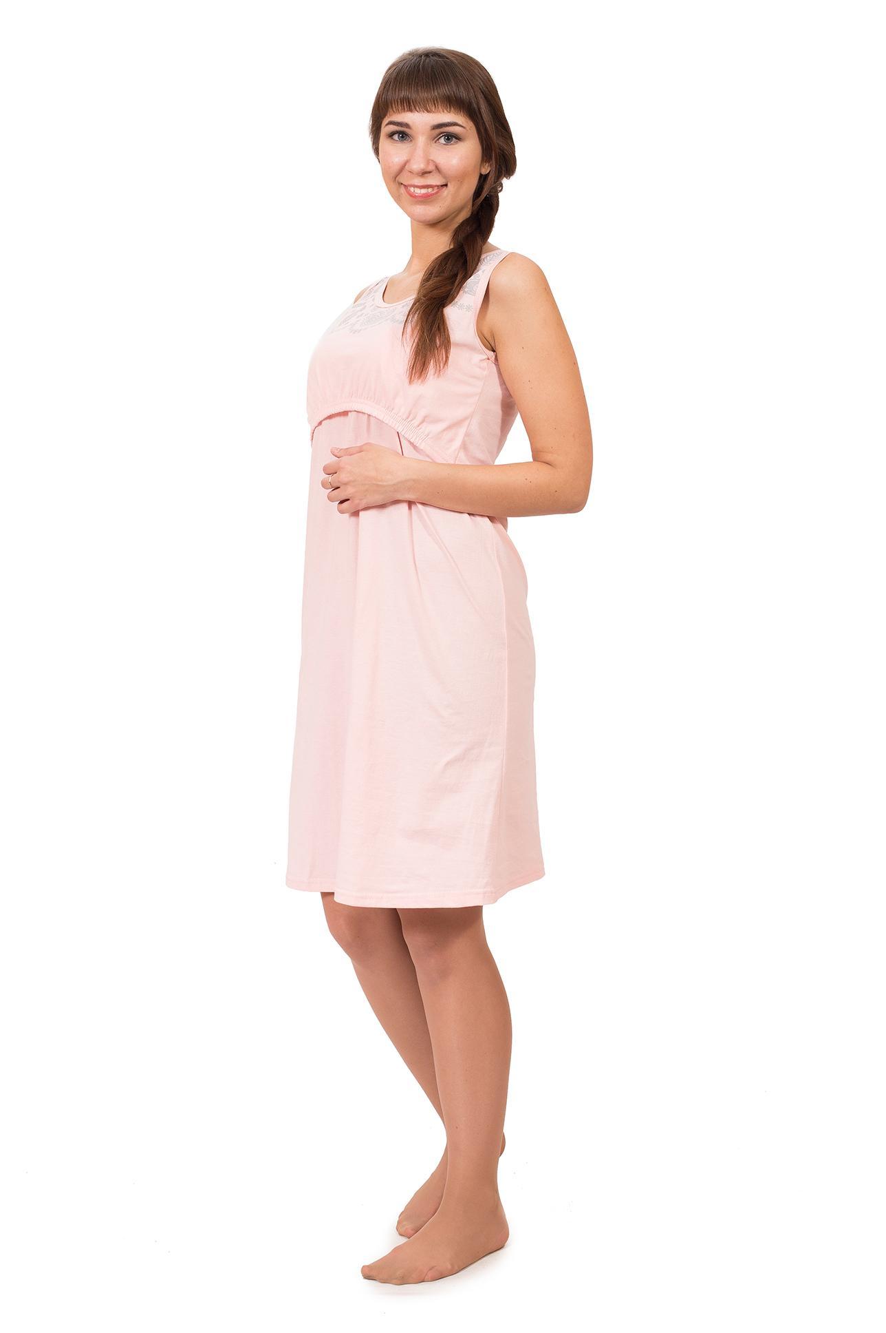 Hunny Mammy) Комплект для беременных и кормящих халат + сорочка по ... 62beef716a7