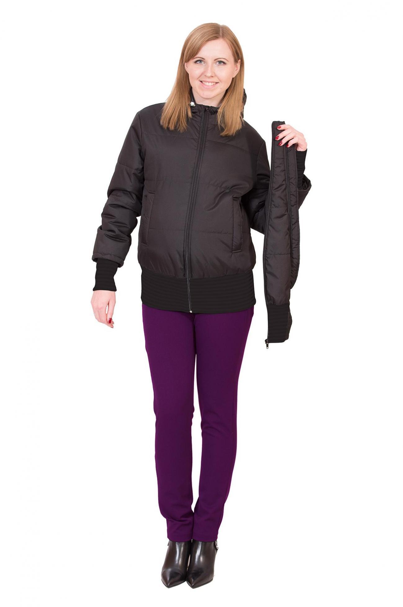 куртки короткие демисезонная