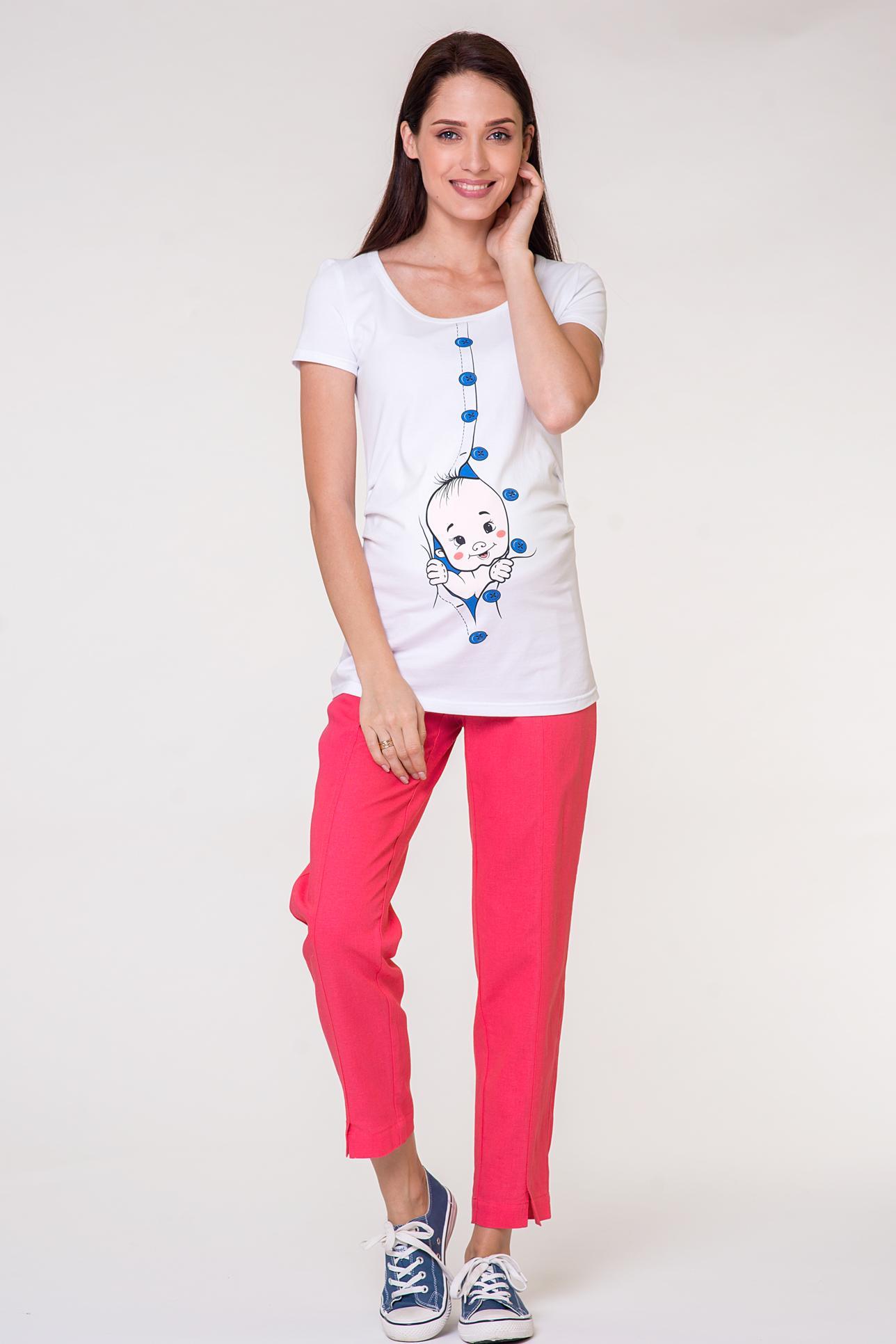 Летние брюки для беременных по цене 1790.00 руб., купить в интернет ... 93afbb67637