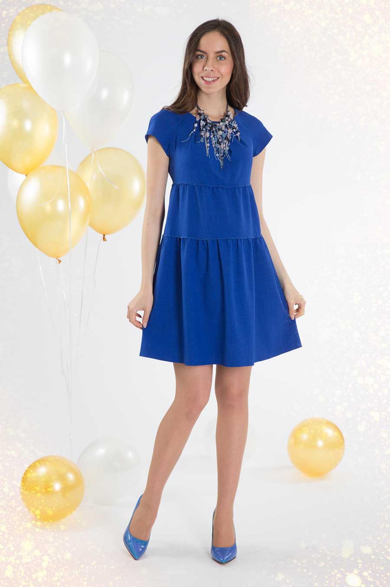 Летнее платье для беременных «Колокольчик» по цене 1690.00 руб ... 993cae9159d