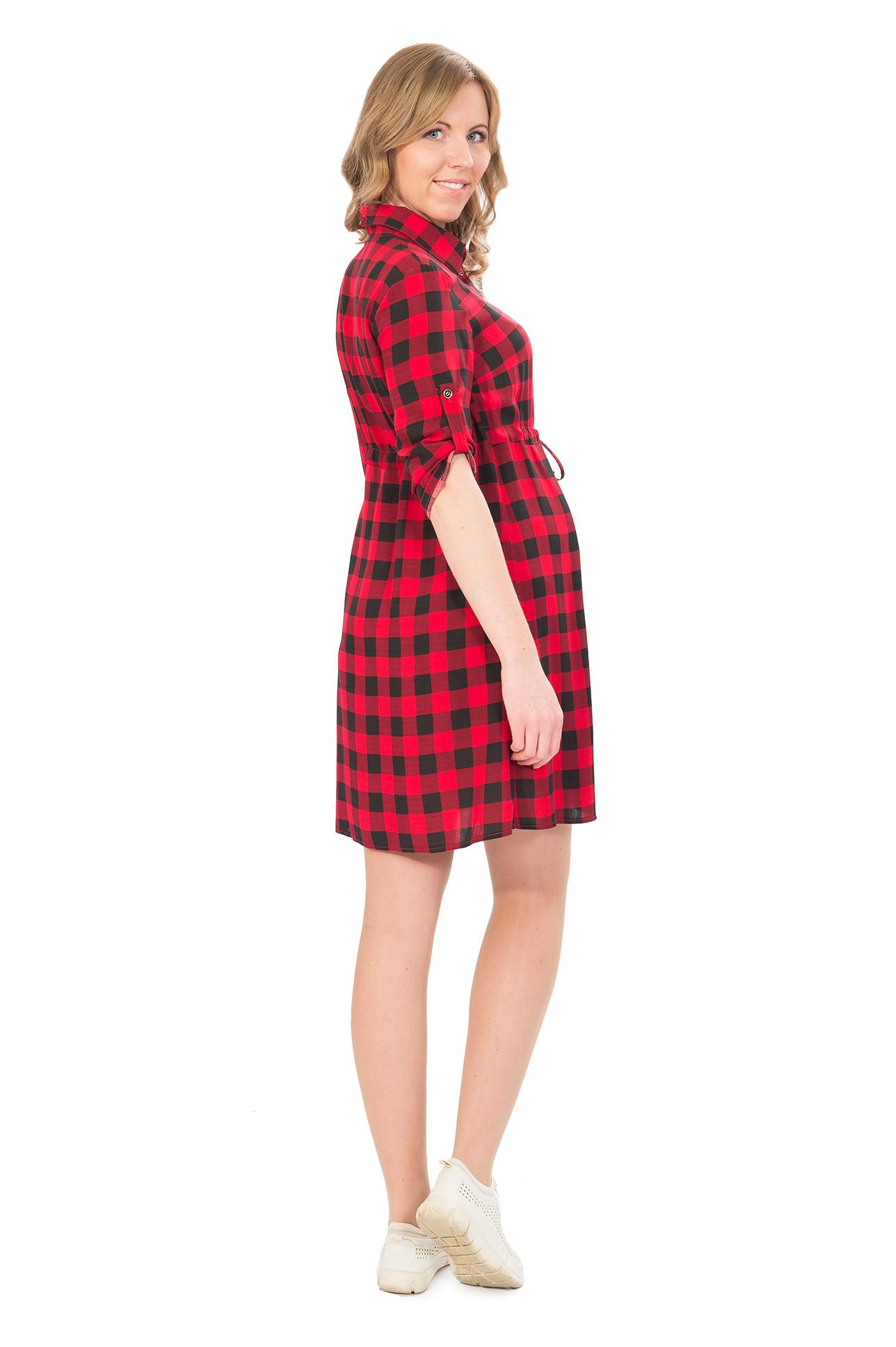 4d7e24493d82 Платье-рубашка