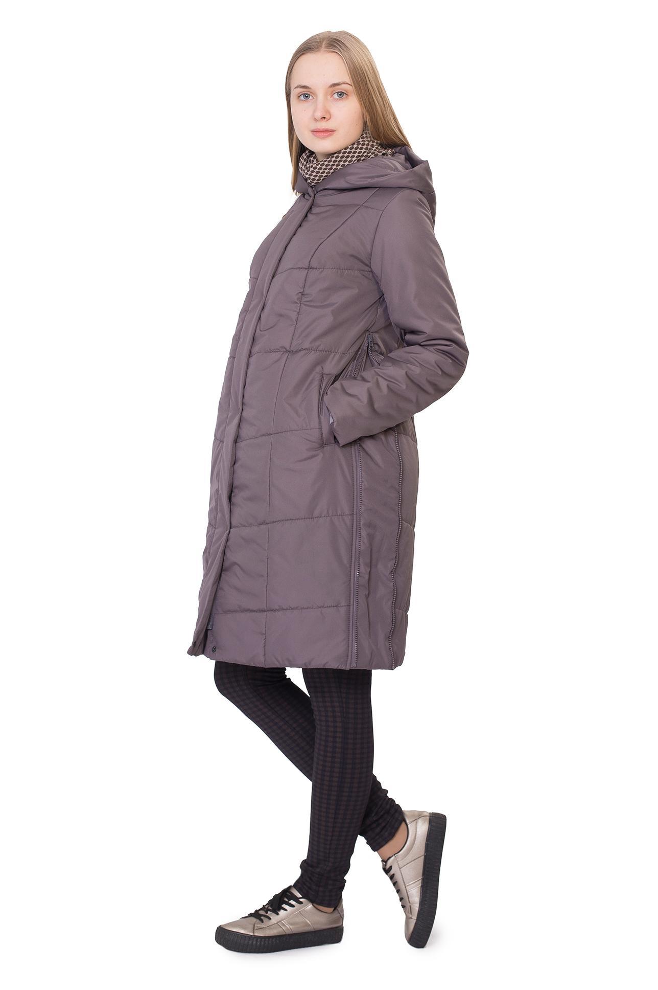 Пальто из плащевки